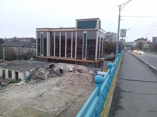 Будуватиме на фундаменті 100-літнього будинку
