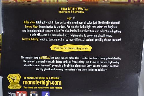 Luna Mothews ~ Review