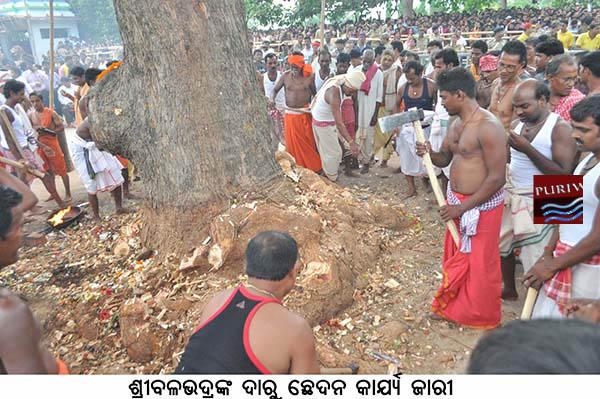 Continuing the process of Daru Chedan of Maha Daru Lord Balavdra