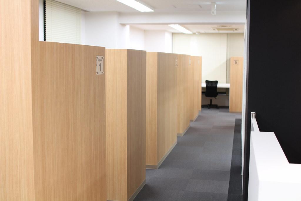 REVO英会話教室新宿校3