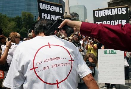 Tiene México el peor nivel de libertad de prensa en una década: Freedom House