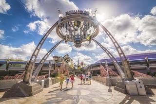 It's a great big beautiful Tomorrowland