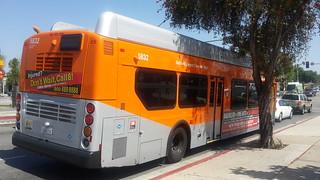 LACMTA Metro Local NFI XN40 #5832