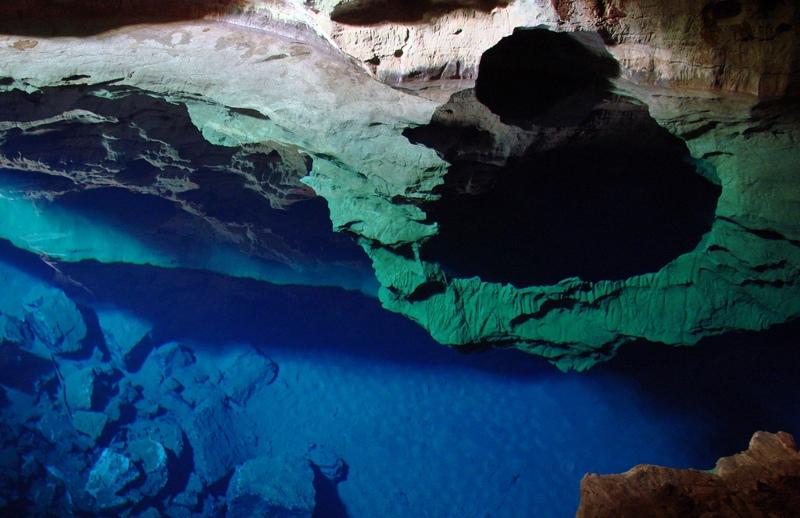 Poço Azul