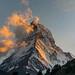 Matterhorn, von Zermatt aus gesehen, Wallis, Valais, Schweiz by sebastianknebel