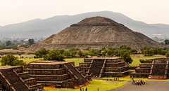 Pyramid of The Sun - 1