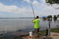 fish(0.0), sea(0.0), boating(0.0), fishing(1.0), recreation(1.0), casting fishing(1.0), outdoor recreation(1.0), recreational fishing(1.0), fisherman(1.0), angling(1.0),