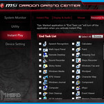 MSI GS60 2QE Ghost Dragon Gaming Center, Instant Play, resource release
