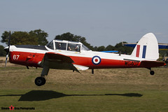 G-BWMX WG407 67 - C1 0481 - Private - De Havilland Canada DHC-1 Chipmunk 22 - Little Gransden - 070826 - Steven Gray - IMG_2538