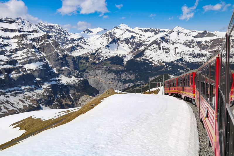Jungfraujoch, Switzerland