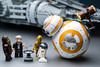 """BB-8 : """"New Strategy, Chewie...Let the Droids win."""""""