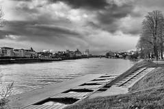 Corbeil Essonnes, bord de Seine