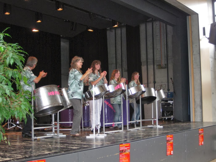 Fête de la musique am 19. Juni 2010 in Worb