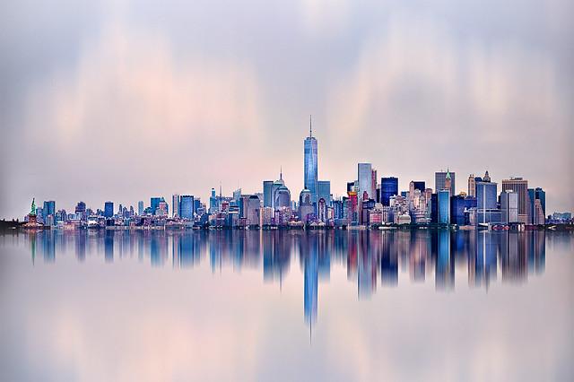 Sailing to NYC