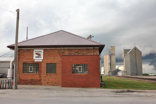 Municipal Light & Power Plant - Whittemore, IA
