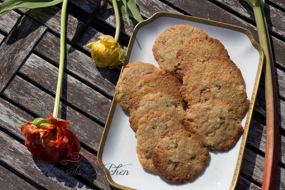 Rhuarb Cookies