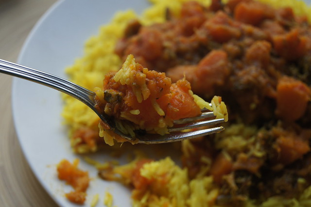 Slow cooker sweet potato curry DSC03882