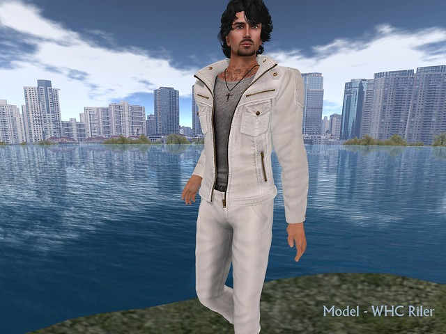 whc white wanted jacket