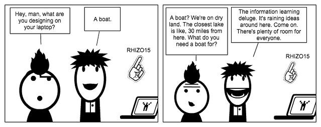 Build a Rhizo Boat