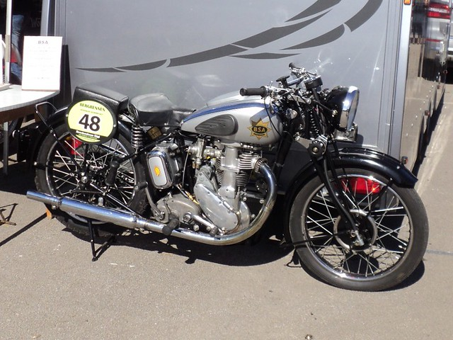 BSA Motorcycles 250cc Up Models From All Years Made