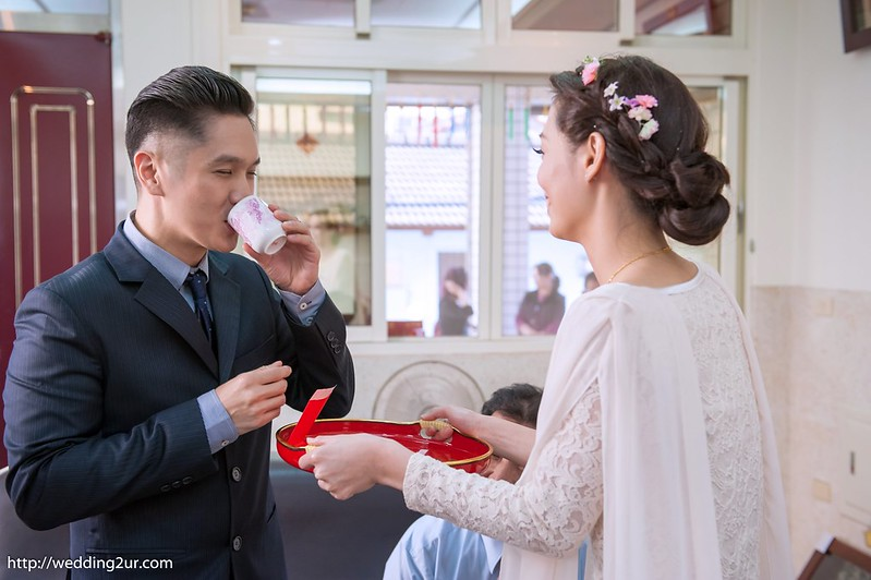 台中婚攝@台中新天地崇德店_027立群&儀婷 訂結婚喜宴