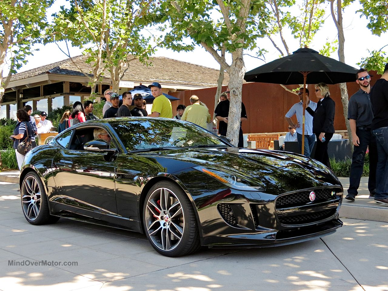 Jaguar F-Type R Coupe Review 2