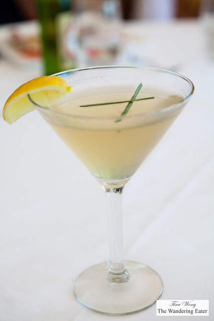 Thymeless 10 cocktail