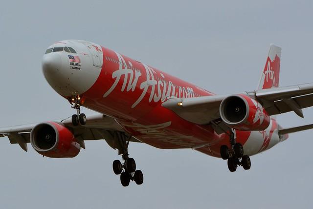 AirAsia X, Airbus A330-300 9M-XXD NRT