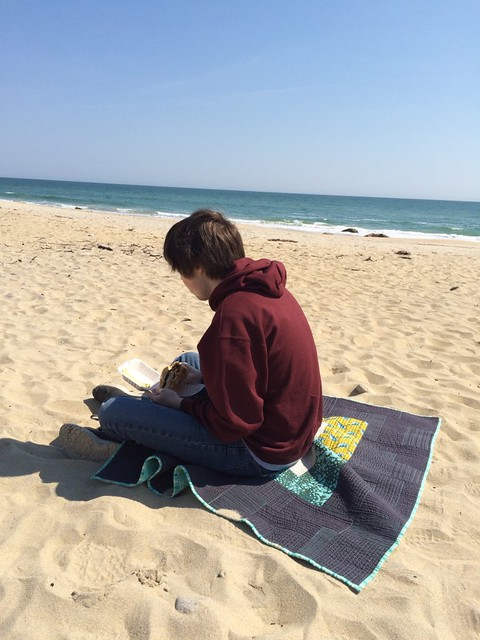 Lucy Vincent Beach, Martha's Vineyard, Easter 2015