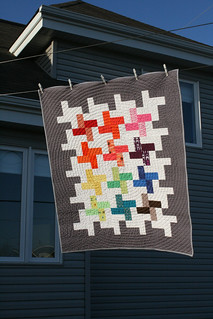 Secondary Pinwheel Quilt
