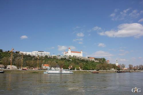 Bratislava und Schiffstour bis Wien 18.04.201522