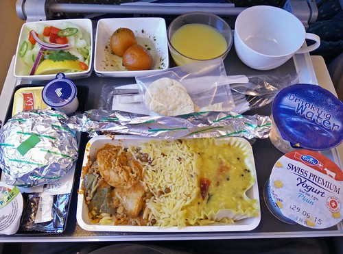 SQ's Hindu Meal