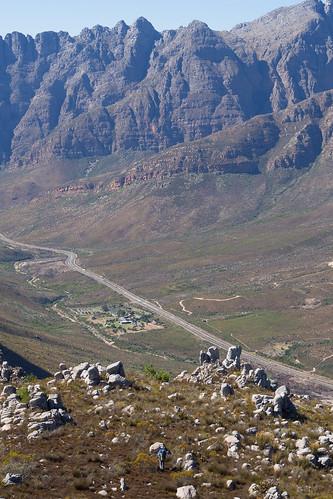 southafrica hiking westerncape paarl slanghoek