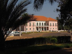 Alter Präsidentenpalast