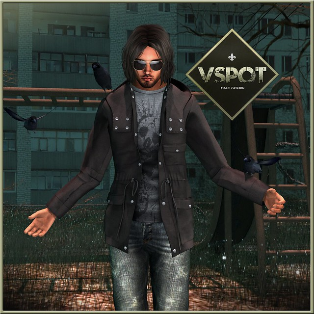 V-Spot's Rogue Parka - NEW RELEASE