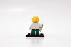 LEGO The Simpsons Minifigures Series 2 (71009) - Hans Moleman