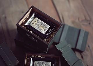 成軍十週年紀念!Filter017 × SARU HKT Custom Vintage Zippo Lighter