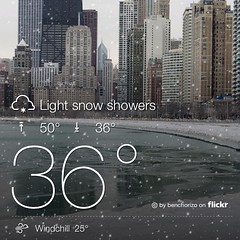 Seriously Chicago??? #winteriscoming?