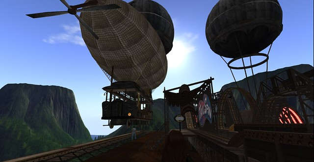 Steampunk Transport to SkyCoaster_001
