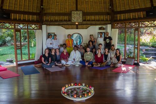 Bali Retreat 2015 family