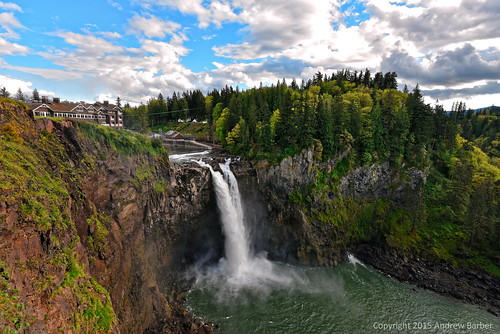landscape waterfall pacificnorthwest snoqualmiefalls washingtonstate nikond810