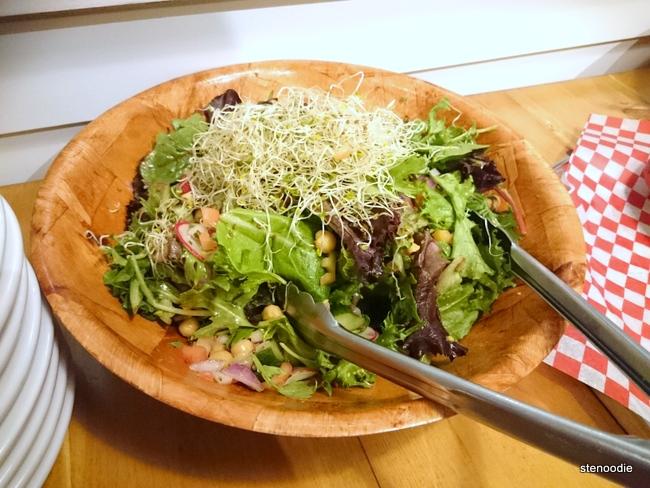 Caplansky's House Salad