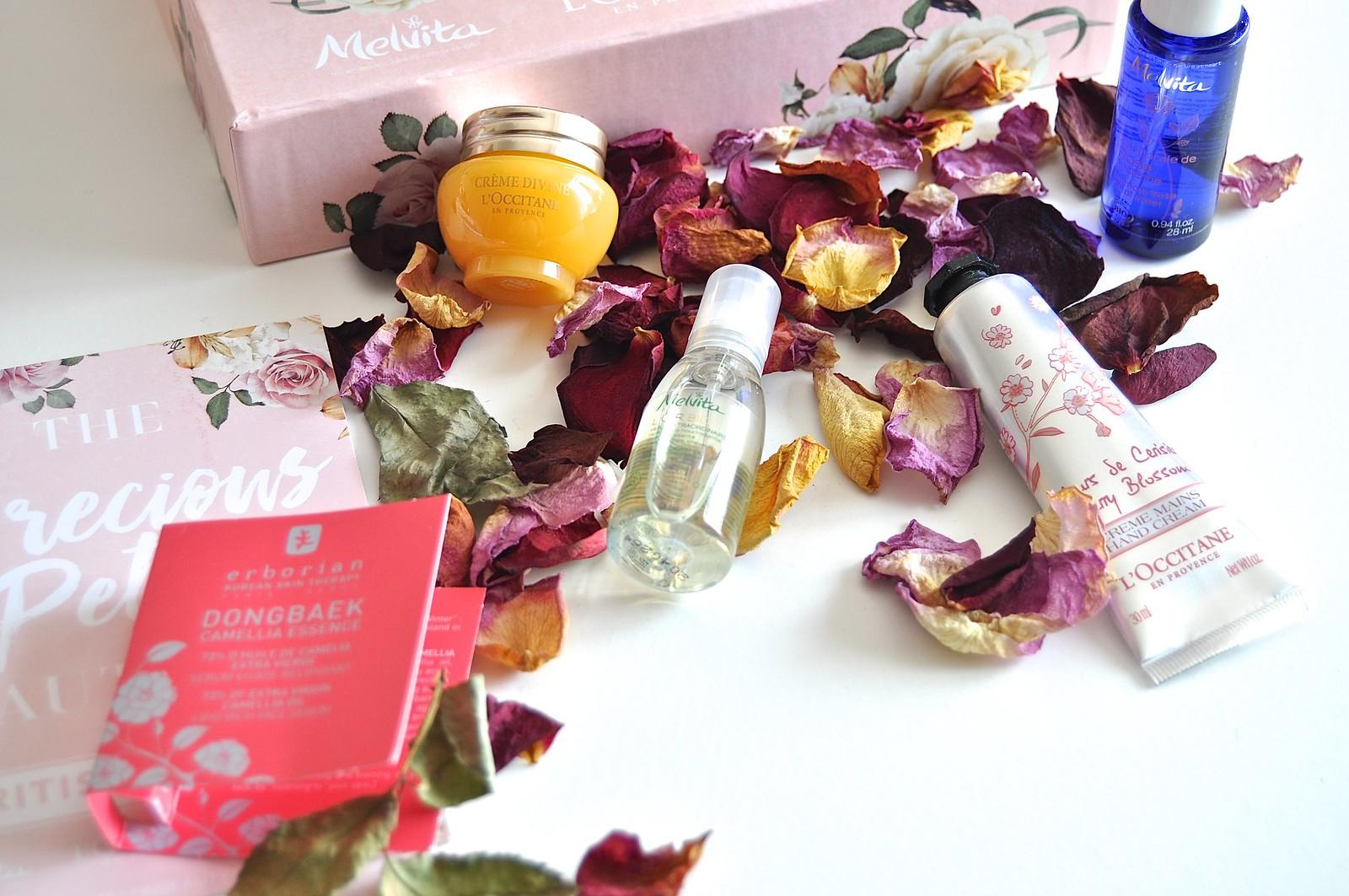BritBeautyBlogger Precious Petals Box 4