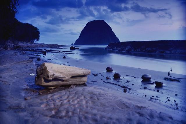 Pulau Merah #banyuwangi #indonesia
