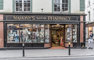 MY FIRST EVENING IN KILKENNY MAY 9 2016 [MAHONY'S PHARMACY ESTABLISHED 1910]-115983