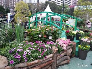 CIRCLEG 遊記 維多利亞公園 銅鑼灣 花展 2016 (4)