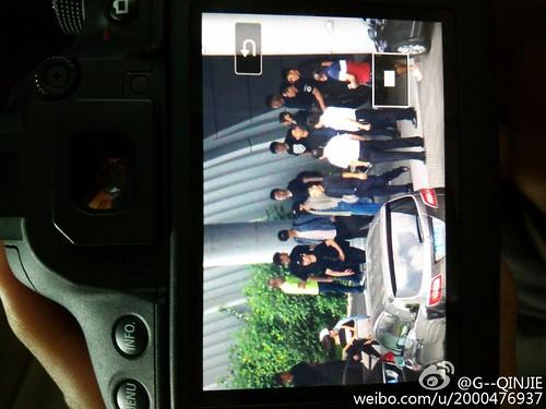 BIGBANG Arrival Nanning (53)