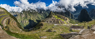 The glorious Machu Picchu, Peru