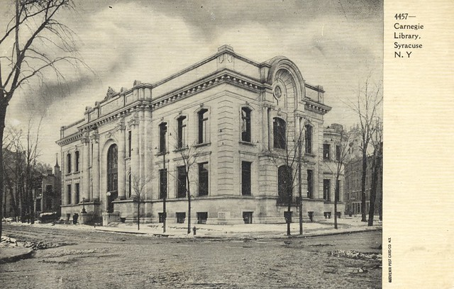 Carnegie Library - Syracuse, New York