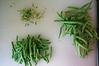 Green beans, semi-deconstructed